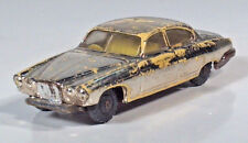 """Vintage Husky Jaguar MK 10 Chrome 2.5"""" Scale Model 1961 1962 1963 1964 1965"""