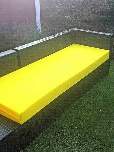 Kosipad pallet Panca Divano Mobili da giardino cuscini di schiuma resistente all/'acqua copre