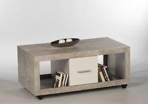 Couchtisch Stone Beistelltisch Wohnzimmertisch Tisch Auf Rollen