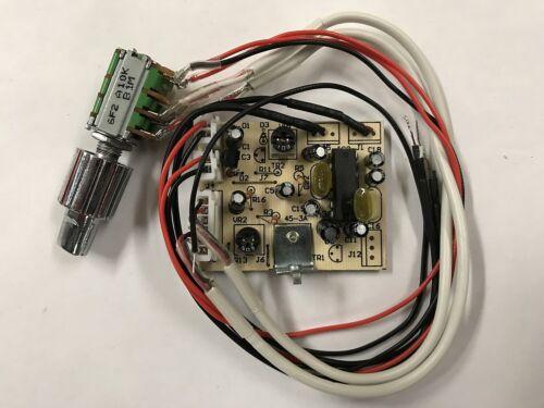 Workman CB Radio BB-3 Tornado Echo Board