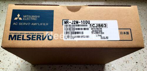 New in Box Mitsubishi Servo Driver MR-J2M-10DU  #FP