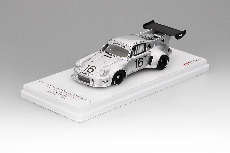 Porsche 911 Carrera RSR Turbo  16 1977 IMSA midohio Vasek Polak Racing TSM 1 43