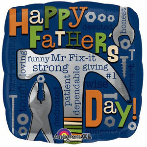 FATHER-039-S-DAY-BALLOON-18-034-SQUARE-FATHER-039-S-DAY-MR-FIX-IT-ANAGRAM-FOIL-BALLOON