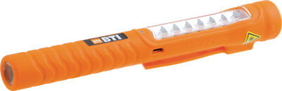 Ehrgeizig Led Handlampe Pen Light 7+1 Micro Usb Neu Orginal 100 Lux Bti 9076833 Taschenlampen