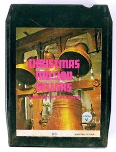 Christmas Million Sellers (8-Track Tape, 1071)