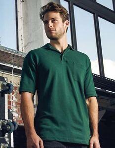Outlet-Store Waren des täglichen Bedarfs achten Sie auf Details zu Herren Poloshirts Übergröße von Promodoro Polo Shirt mit  Brusttasche 3XL 4XL 5XL