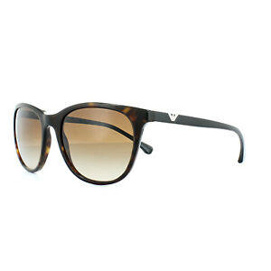 e17386d16aa Emporio Armani Sunglasses 4086 5026 13 Dark Havana Brown Gradient ...