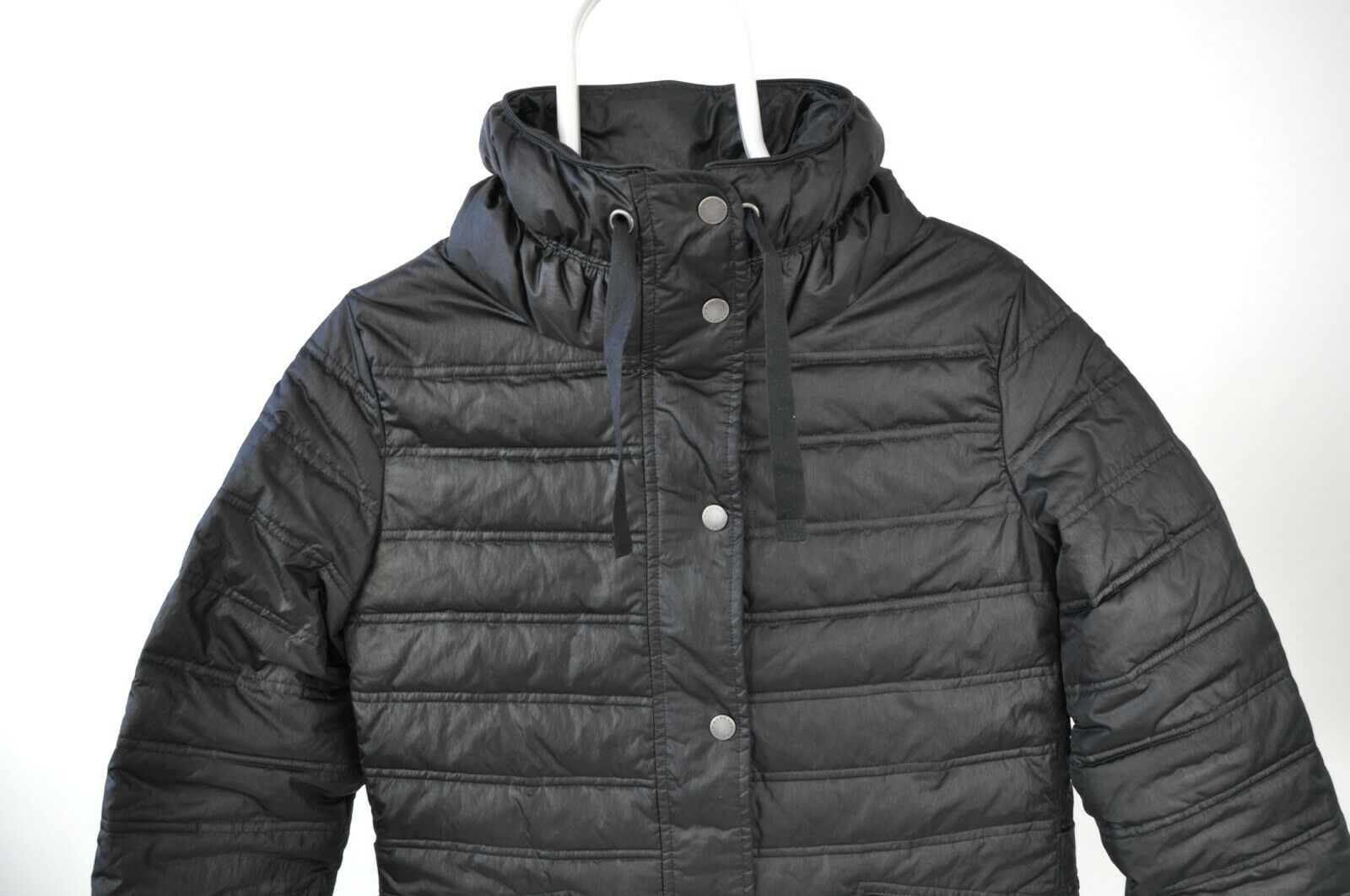 WOMENS BARBOUR INTERNATIONAL 'CROWN' QUILTED PUFF… - image 5