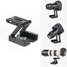 Z Pan Camera Flex Tripod Folding Tilt Bracket Head Solution Photography Stand ~~