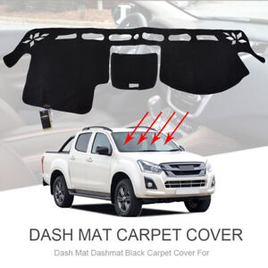 Xukey-Dashboard-Cover-For-Isuzu-D-MAX-DMAX-MUX-13-19-Dash-Mat-Dashmat-Pad-carpet