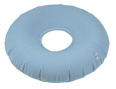 Onesto Viaggi Blu A Forma Di Anello Gonfiabile Pressue Sollievo Anello Comfort Cuscino Pillow-mostra Il Titolo Originale