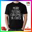 Merry F**king Christmas Ya C*nts T-shirt Tee TShirt Xmas Funny Rude Sarcastic