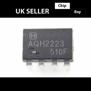 AQH2223 Solid State Relays Manifold DIP7 IC Chip eBay