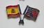 縮圖 15 - PIN'S Insignia FIFA WORLD CUP 1994 Estados Unidos MUNDIAL USA Banderas Futbol