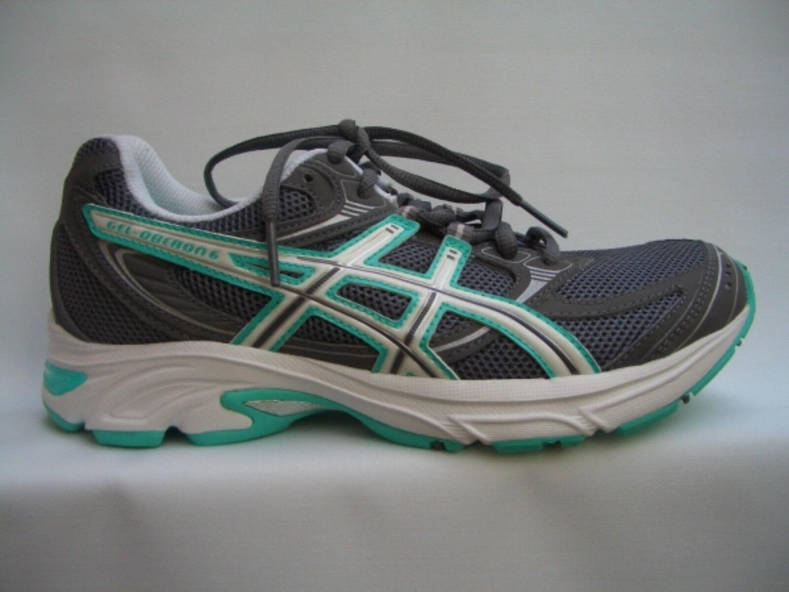 ASICS GEL OBERON 6 W charcoal T276N  Damen Running