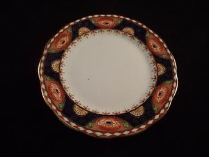 Royal-Albert-Crown-China-Vintage-7-034-Dessert-Salad-Plate