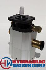Hydraulic 2 Stage 11 Gpm Hi Lo Log Splitter Pump