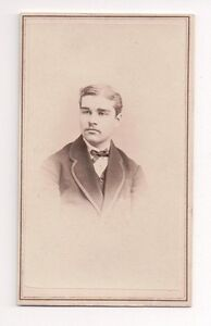 Vintage-CDV-Unknown-young-Gentleman-of-the-Civil-War-Era-R-A-Lewis-Photo-N-Y