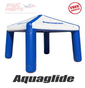AQUAGLIDE EVENT TENT AquaPark Sunshade for Pool Toy Play Fun Shade 58-5216630