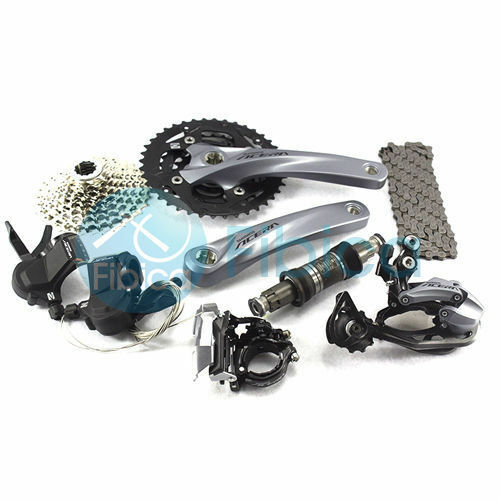 New Shimano Acera M3000 Shadow Groupset Drivetrain Group set 3x9-sp