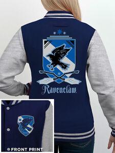 House Ravenclaw Style Varsity Offisiell Jacket Unisex Harry Potter Baseball wqgpw5E