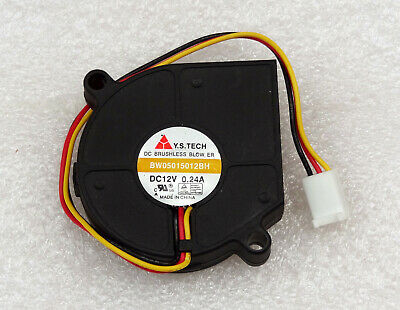 1TCW DC 12V 0.12A 2-wire 2-pin connector 80mm Server Blower Cooling fan For ADDA AB05312UX100000,