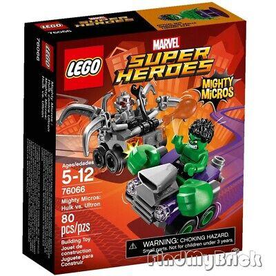 *NEW* LEGO Ultron Minifigure From 76066 Hulk vs Avengers Might Micros