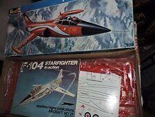 REVELL 1:32nd SCALE  CF-104G STARFIGHTER  MODEL KIT  # 4731