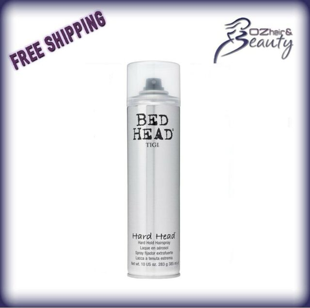 Tigi Bed Head Hard Head Hairspray Hair Spray 385ml