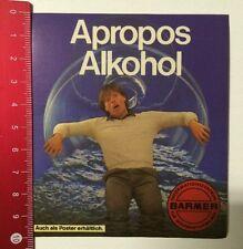 ADESIVI/Sticker: Barmer-a proposito di alcool (10031676)