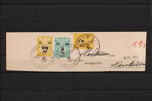 YRAA-009-Germany-1939-40-Third-Reich-Nazi-Revenue-WWII-Gerichts-Kosten-Marke