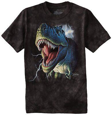 Brachiosaurus Dinosaur Youth Kids Child Authentic The Mountain T-Shirt