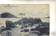 Brésil - SANTOS - Praia S. Vicente I ( i 3308)