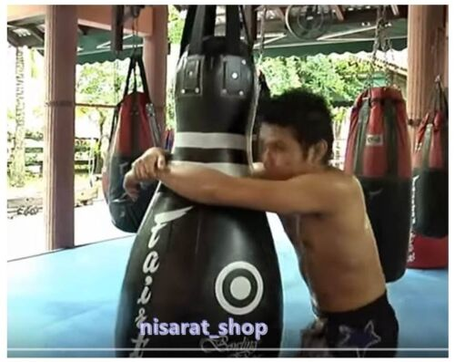 FAIRTEX HEAVY BAG HB10 BOWLING MUAY THAI TRAINING K1 MMA UN-FILLED DHL EXPRESS