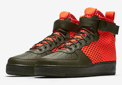 The NIKE SF AIR FORCE 1 URBAN UTILITY AA7345 300 Nike special field Air Force One Urban utility regular SHOP purchase