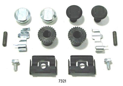 Parking Brake Hardware Kit Rear Better Brake 7321