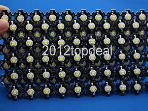 10PCS-3W-High-Power-Cool-White-LED-Light-Emitter-6500-7000K-with-20mm-Heatsink