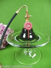 Parfum Flakon ● Kristall Flacon ● mundgeblasen Ilona PARFUM Perfume Bottle