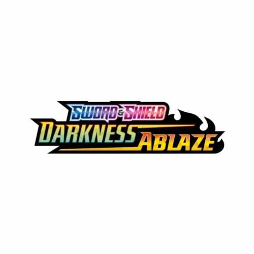 Pokemon 145//189 StarlyCommon Reverse Holo CardSWSH-03 Darkness Ablaze TCG