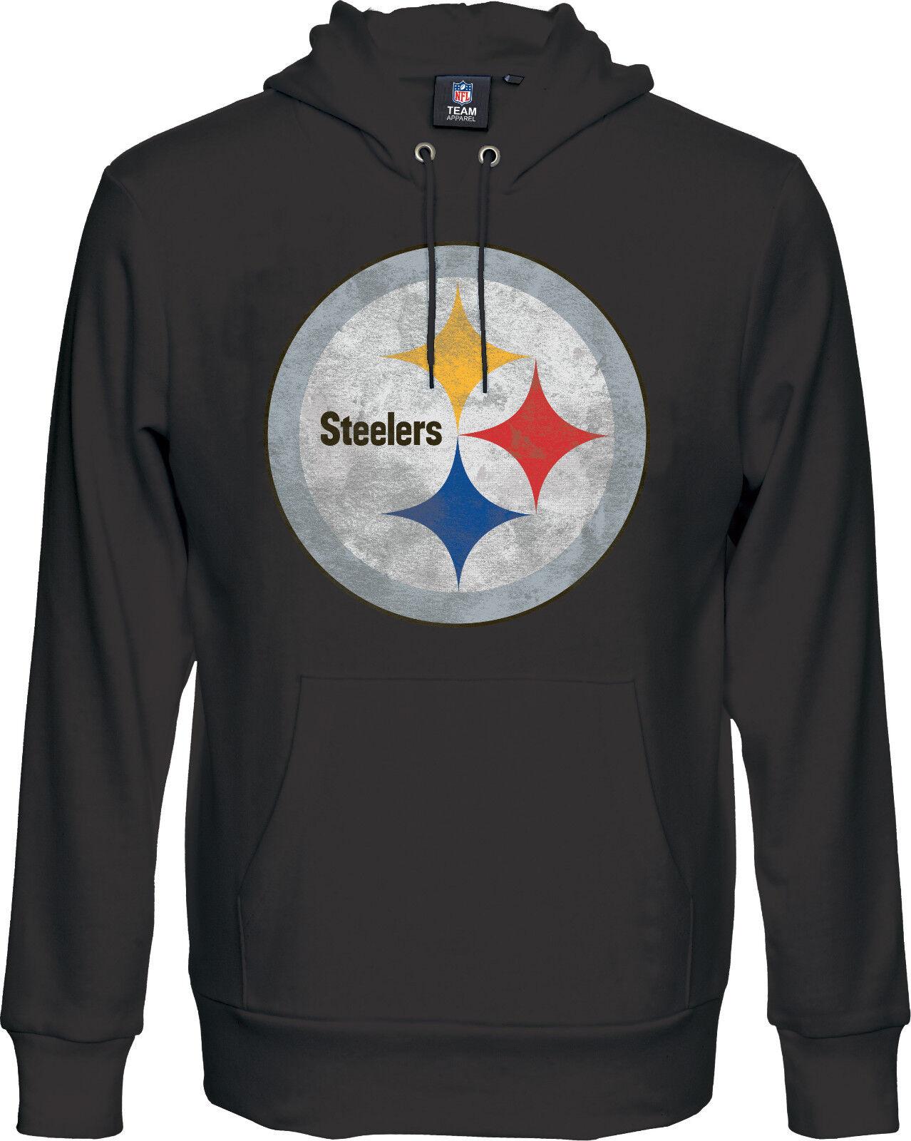 NFL FOOTBALL Pittsburgh Steelers Hoody kaputzenpullover HYPER Domestic SWEATER