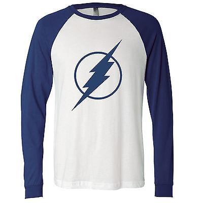 Marvel 'FLASH' inspired Sheldon Cooper style Big Bang Theory design T Shirt
