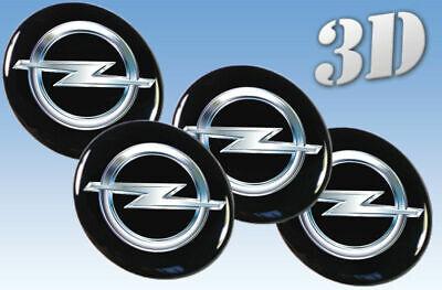 Wheel stickers GMC Centre Cap Logo Badge Trims 3d decals Rims 30mm.