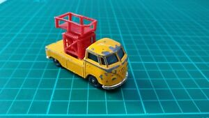 VINTAGE-HUSKY-VOLKSWAGEN-PICK-UP-TELEVISION-TRUCK-LORRY-DIECAST-TOY-CAR