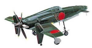 Hasegawa 1//48 Japanese Navy Kyushu J7W1 local fighter Shinden plastic model