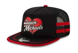Shawn-Michael-Heartbreak-WWE-Wrestling-New-Era-Golfer-Adjustable-Snapback-Hat