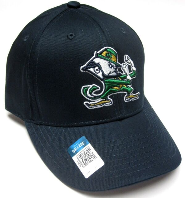 89056821d Notre Dame Fighting Irish NCAA OC Sports Navy Hat Cap Adult Mens Adjustable