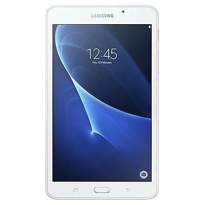 Samsung Galaxy Tab A 7in with Quad-Core Processor, 8GB & Android 5.1 - White