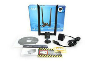 Details about Alfa AWUS036ACM 802 11ac Dual Band 2 4/5 GHz Mimo WiFi Hyper  Fast USB Adapter