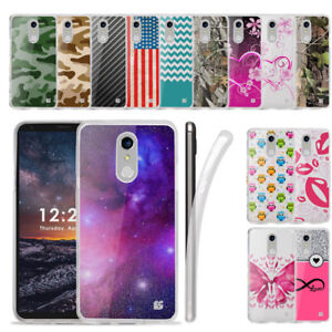 quality design 9e65d 5deb0 Details about For LG Stylo 4 Q710MS Soft Slim Gel Skin Cover Flexible TPU  Case