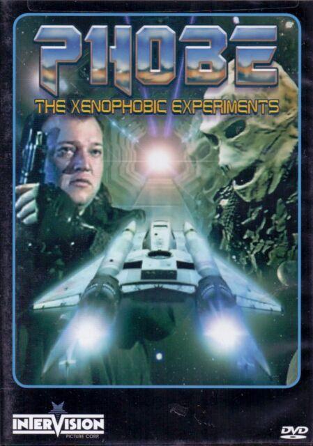 Phobe: The Xenophobic Experiments DVD 1995 Intervision Erica Benedikty